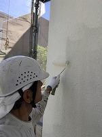 5-28外壁断熱ガイナ上塗り2回目2