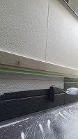7-28外壁1階上塗りラジカルコート1回目塗布 (5)