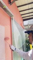 6-2壁上塗りセラミシリコン二回目塗装 (3)