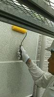 5-31外壁エポキシ系シーラーエポ下塗り塗布