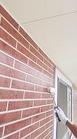 8-24外壁UVプロテクトクリヤー3回目塗装 (4)