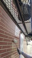 8-23外壁UVプロテクトクリヤー1回目塗装 (2)