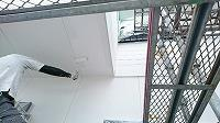 5-30軒天井塗装2回目