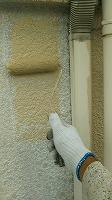8-14外壁ダイナミックトップ1回目塗装