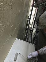 5-4付帯部(ニッペ4Fフッ素)上塗り塗装2回目3