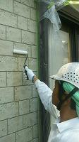 6-23外壁ミラクシーラーEPO塗布