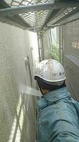 5-22作業外壁高圧洗浄 (5)