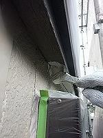 8-22軒天井ケンエース上塗り1回目塗装