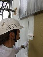 7-11増築部ソフトサーフSG塗布 (3)