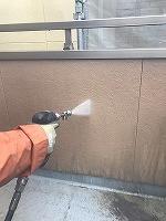 5-10外壁高圧洗浄2