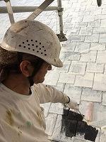 9-20屋根サーモアイシーラー塗布 (2)