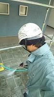 5-22作業外壁高圧洗浄 (4)