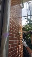 8-24外壁UVプロテクトクリヤー2回目塗装 (4)