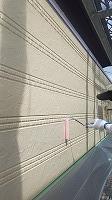 2階手すり外壁ミラクシーラーEPO下塗り塗布 (2)