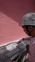 6-3付帯部上塗り塗装1回目2