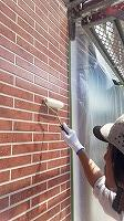8-24外壁UVプロテクトクリヤー2回目塗装 (3)