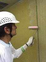 7-5外壁ミラクシーラーECO下塗り塗布 (3)