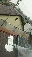 6-29屋根サーモアイシーラー塗布