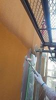 8-27外壁下塗りミラクシーラーECO塗布 (2)