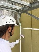 7-11増築部ミラクシーラーECO塗布 (2)