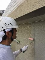 8-25外壁ミラクシーラーECO下塗り塗装 (2)