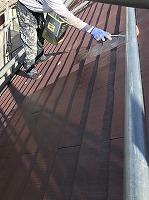 9-13大屋根ミラクシーラーEPO下塗り塗装(6)
