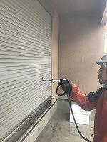 5-10外壁高圧洗浄16