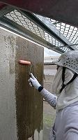 8-4外壁下塗りミラクシーラーEPO塗布 (2)