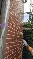 8-24外壁UVプロテクトクリヤー3回目塗装 (8)