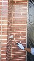 8-24外壁UVプロテクトクリヤー2回目塗装 (6)