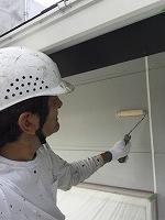 9-14外壁ミラクシーラーECO下塗り塗装 (2)