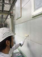 9-14外壁ミラクシーラーECO下塗り塗装 (5)