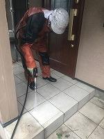 5-10外壁高圧洗浄18