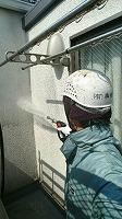 5-22作業外壁高圧洗浄 (1)