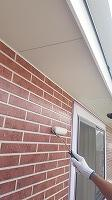 8-24外壁UVプロテクトクリヤー2回目塗装 (1)