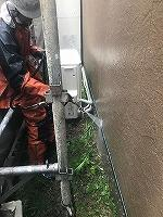5-10外壁高圧洗浄14