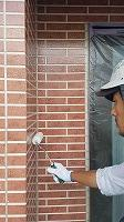 8-24外壁UVプロテクトクリヤー3回目塗装 (2)