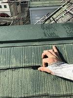 6-9屋根(タスペーサー)取り付け作業 (2)