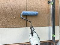 5-29外壁エポキシ系シーラー下塗り塗布