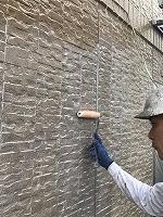 9-20外壁ミラクシーラーECO下塗り塗布 (5)