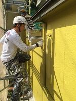 7-6外壁ラジカルコート上塗り2回目(3)