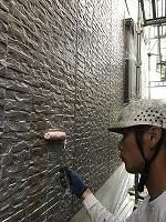 9-20外壁ミラクシーラーECO下塗り塗布 (8)