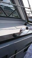 8-21付帯部4Fフッ素上塗り2回目塗装 (2)