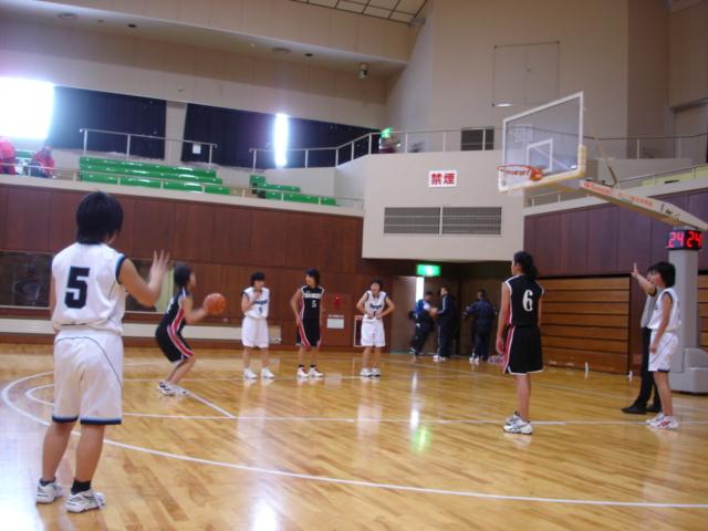 スポーツ(バスケット) : あざみ...