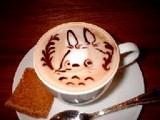 ふわふわミルクコーヒー