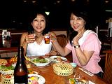 サイコセラピスト小沢先生とお食事
