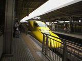 黄色い新幹線