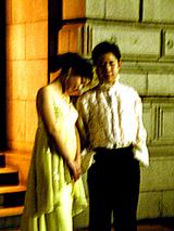 上海の新婚カップル