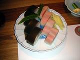 ます寿司鯖寿司