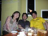 小林世征さん、ロイ山本さんと